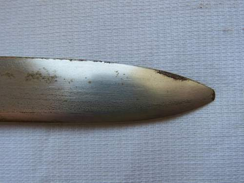 My Wz.27 Polish Naval Officers Cutlass, what would its value be, 100% original prewar, please ?