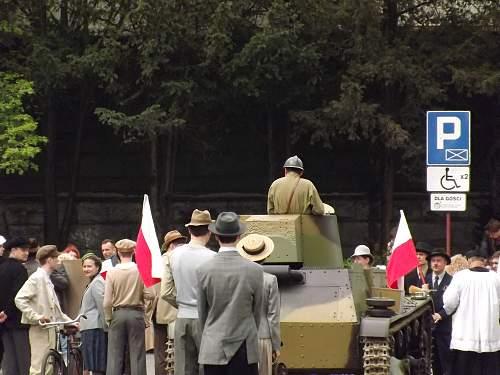 Polish Army 1939 - Katowice 1939  /2015  - New Polish war film