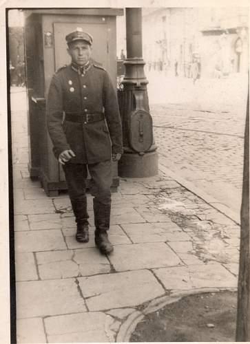 Soldier's photo