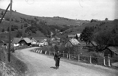 Polish Army 1939 - unknown photographs - 10th Armoured Cavalry Brigade