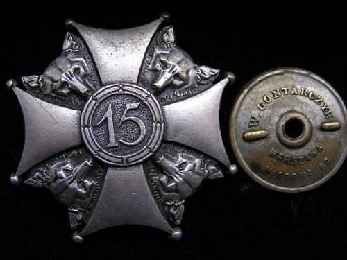 15 PP badge