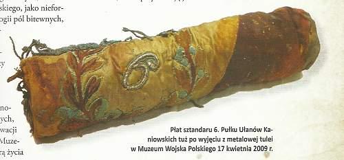 Click image for larger version.  Name:sztandar 6 pulk ulanow 1 .jpg Views:221 Size:172.8 KB ID:879511