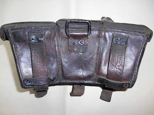 Polish rifle pouch?