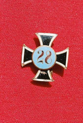 Is this a polish badge?