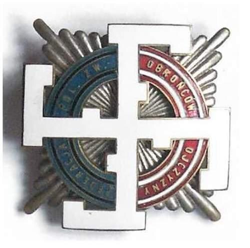 WW2 Polish Military Uniform badge Identification Help
