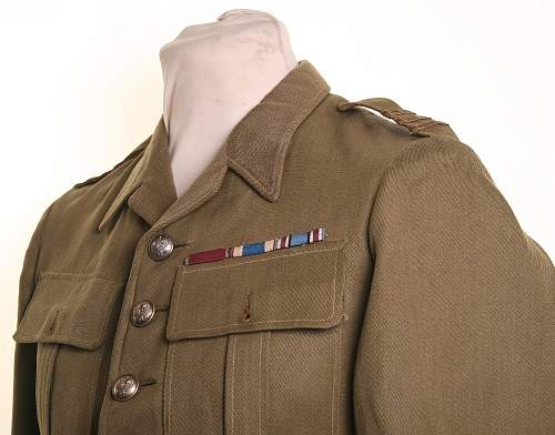 Wz.27 Starszy Kapral's Polish army tunic, 100% original Prewar, please ?