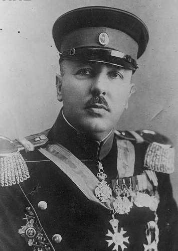 Click image for larger version.  Name:Yugoslavian  Minister General Dusan Trifunovic OOP Commanders Cross.jpg Views:29 Size:165.9 KB ID:970944