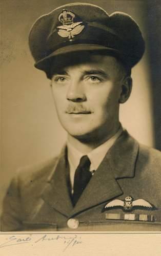 Click image for larger version.  Name:Flight Lieutenant Stanley George Culliford  DSO and Virtuti Militari worn.jpg Views:59 Size:114.6 KB ID:975995