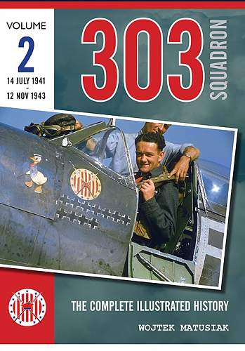 Click image for larger version.  Name:303 Squadron Vol 2.jpg Views:10 Size:160.6 KB ID:1013484