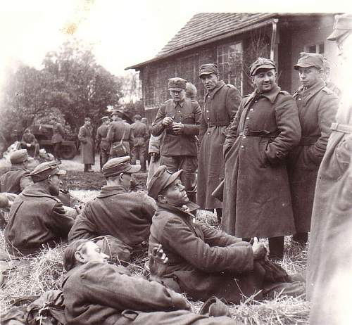 Click image for larger version.  Name:Wehrmacht POW's 1944 45.jpg Views:594 Size:108.8 KB ID:102819