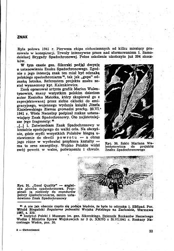 Polish Paratroops Greetings Card