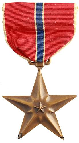 Click image for larger version.  Name:US Bronze Star awarded to Plut  Wacław Rum obv.jpg Views:8 Size:210.2 KB ID:1104097