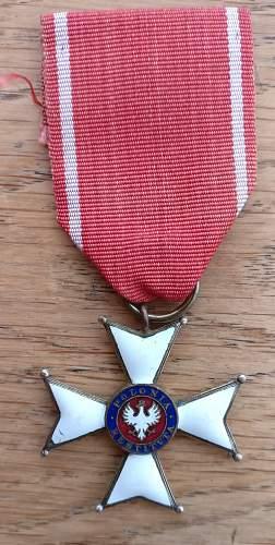 Order of Polonia Restituta