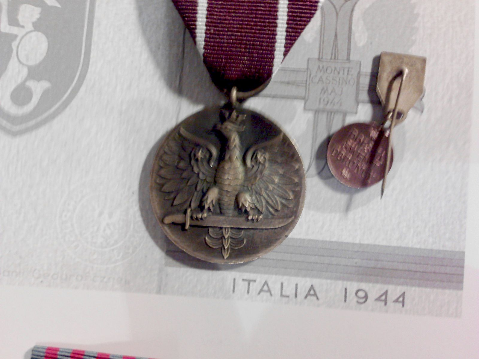 Poland Army Medal for War 1939-1945 - Page 2