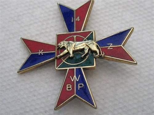 Click image for larger version.  Name:14 Wielkopolska Brygada Pancerna Kompania Zaopatrywania.jpg Views:237 Size:50.2 KB ID:116841