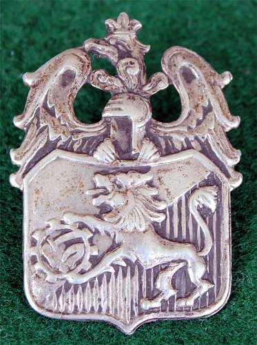 Click image for larger version.  Name:6th Lwow Infantry Division Badge 1f.jpg Views:189 Size:155.4 KB ID:117300
