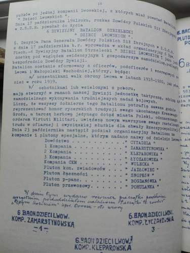 6 Armoured Regiment 2 Warszawska Armoured Division 25th aniversary magazine