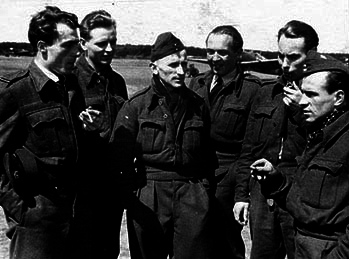 Battle of Britain period WWII PAF Grouping