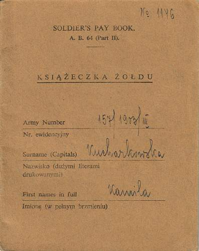 Polish issues Service books