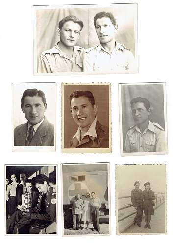 help identify polish soldiers