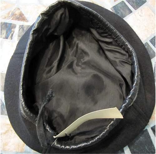 Polish military beret?
