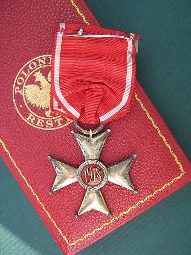 Cased Decorations and Badges