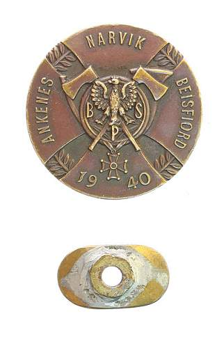 information required about Polish badges & polish highlanders?