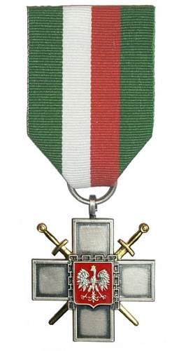 Polish Medal Ribbons