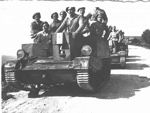 Photograph, Polish Troops, Libya,1941