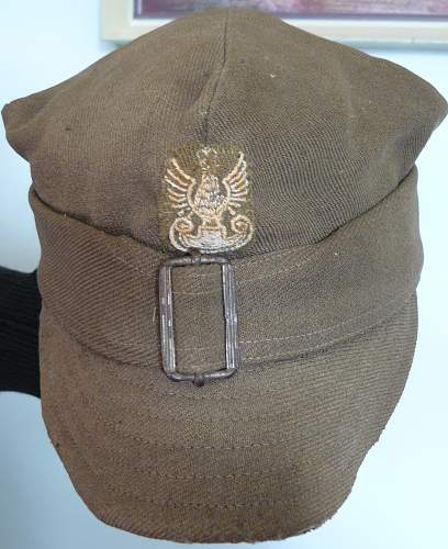 Polish Army Uniform And Cap