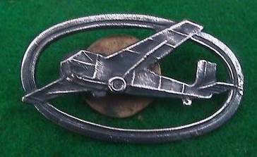 Some Polish Badges - glider pilot and cloth. Good or bad?