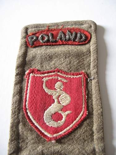 Click image for larger version.  Name:Epaulette_Polish_2nd_Corps.jpg Views:134 Size:132.4 KB ID:214292