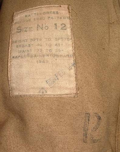 Click image for larger version.  Name:WW2%20Polish%20Officer's%20Estate%20Lot-Medals,%20Tunic,%20Badge%20s.jpg Views:72 Size:119.4 KB ID:234584