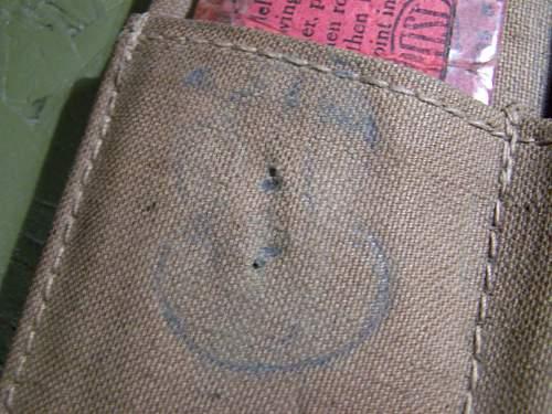 Canadian Artillery Pencil Case