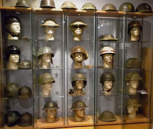 Polish Helmets 1940-47