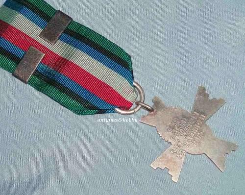 Poland Exile Cross
