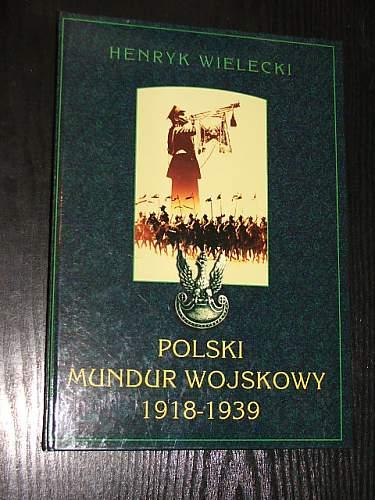 Click image for larger version.  Name:POLSKI MUNDUR WOJSKOWY - Henryk Wielecki.jpg Views:137 Size:112.7 KB ID:267450