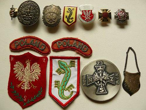 LAB, SERV, COMP, (RAMP, GUARD) Polska Kompania Wartownicza