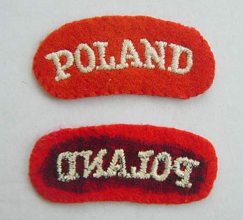 Click image for larger version.  Name:Polish shoulder titles..jpg Views:395 Size:183.6 KB ID:29589