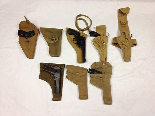 Click image for larger version.  Name:7 holsters.jpg Views:3140 Size:254.1 KB ID:300410