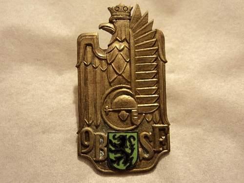 Polish badges