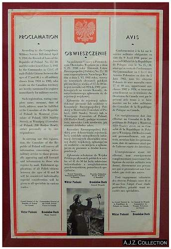 Click image for larger version.  Name:Obwieszczenie 1941 PSZnZ Kanada aa.jpg Views:256 Size:220.3 KB ID:305837