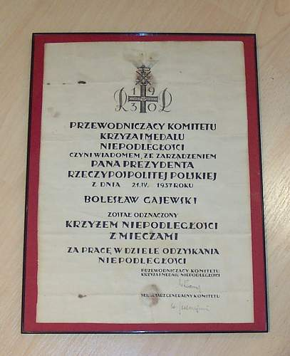 Click image for larger version.  Name:KNzMieczami dyplom.jpg Views:159 Size:109.1 KB ID:31396
