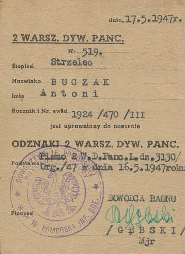 Click image for larger version.  Name:id card 3 - rear.jpg Views:102 Size:51.3 KB ID:332586