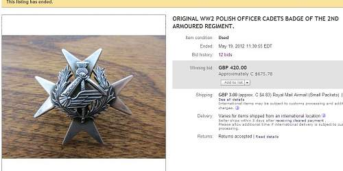 Click image for larger version.  Name:2nd Arm'd Reg't 420GBP May 2012 ebay.jpg Views:75 Size:82.0 KB ID:349549
