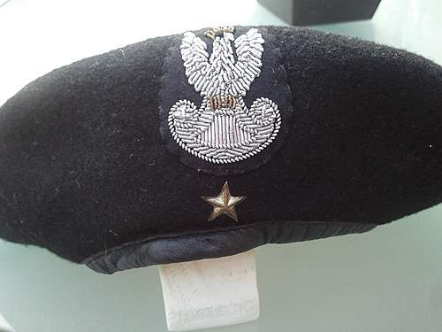 Polish WWII Beret