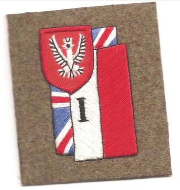 1 Korpus Formation Badge