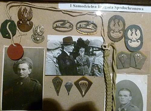 Polish Regimental Badges WW2