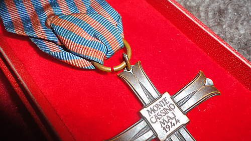 Polish Monte Casino Cross: Real or Fake????