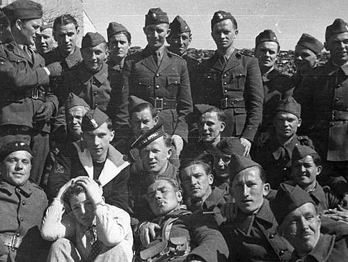 Click image for larger version.  Name:Polish soldiers and sailor in France March 1940.jpg Views:5219 Size:99.3 KB ID:386217